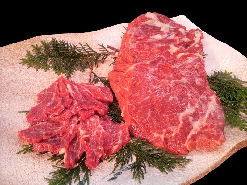 通販・お取り寄せ 特選馬刺し 肉のみやべ