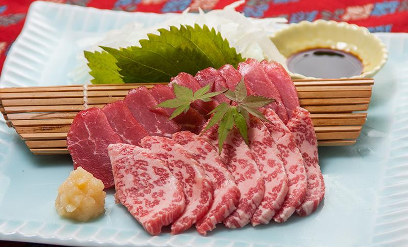 特選馬刺し 肉のみやべ | 通販